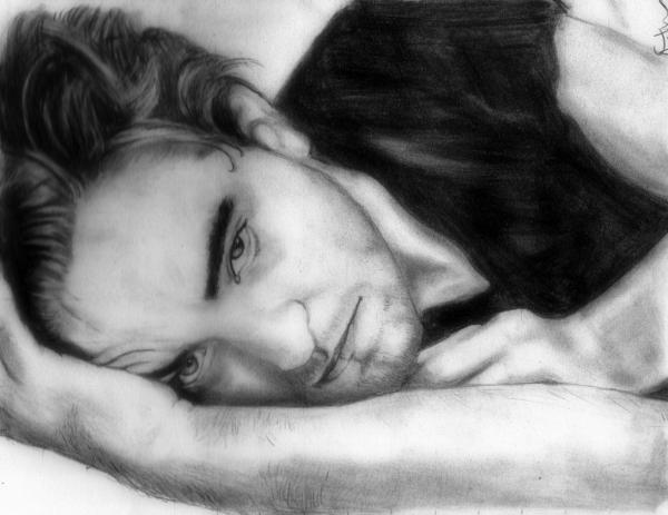 Robert Pattinson by arunayathil